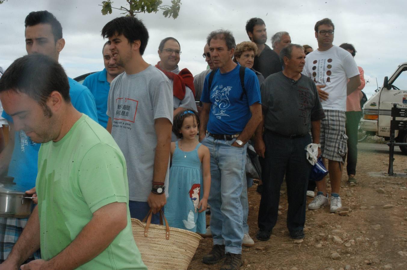 Homenaje a los Valientes 2013 en Santo Domingo y Grañón