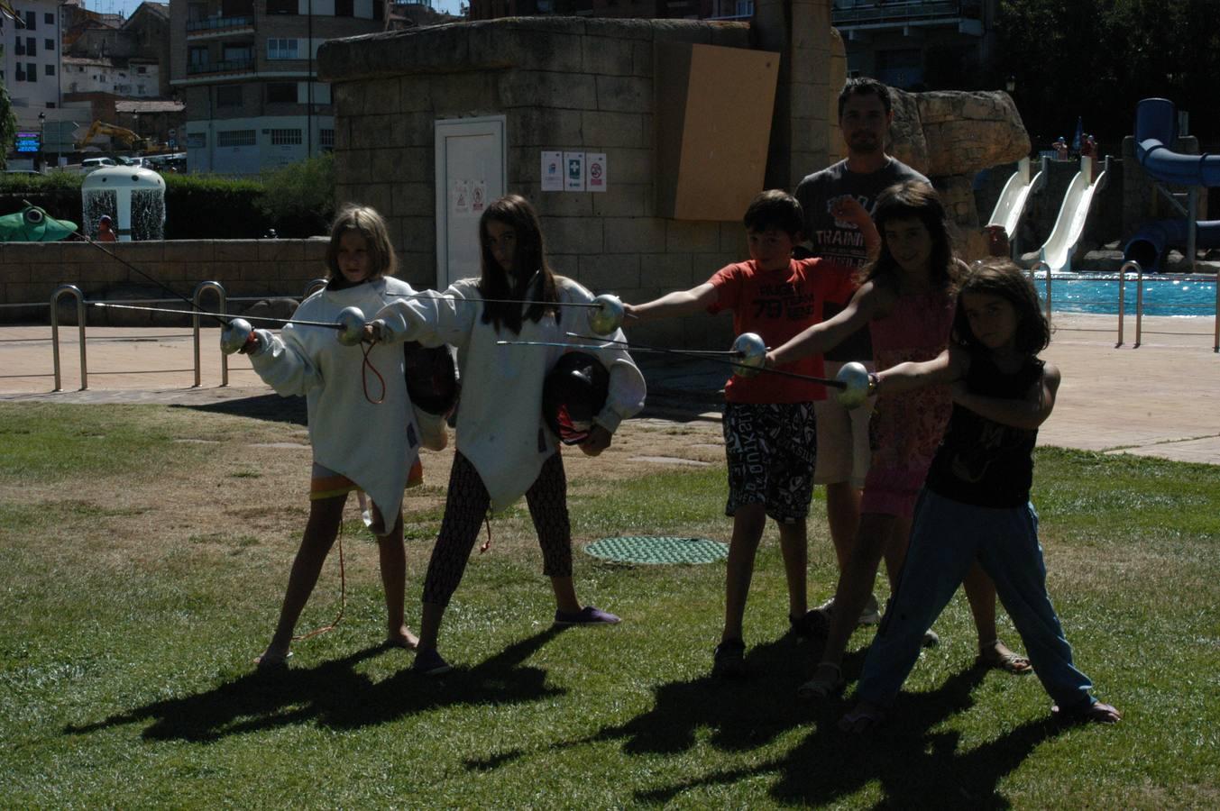 Comienza la Semana Deportiva de Haro