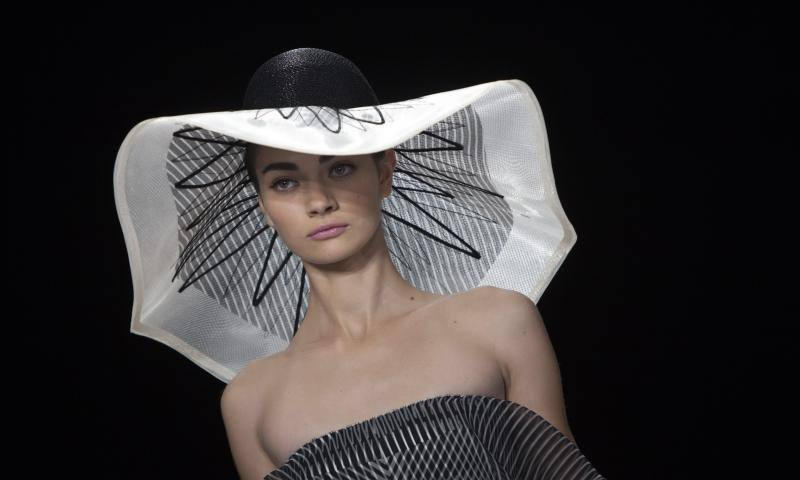 Carolina Herrera hipnotiza a Nueva York