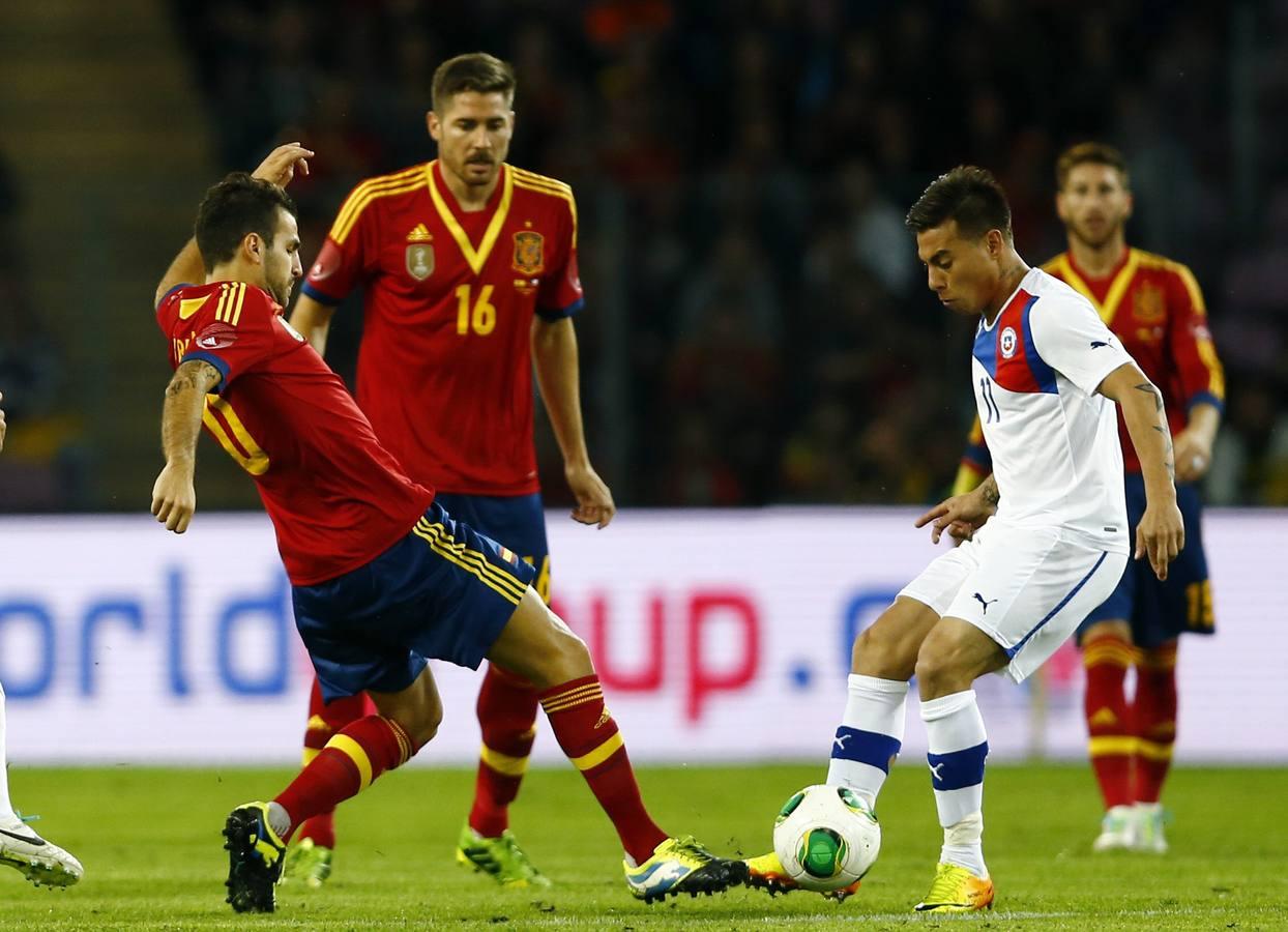 España empata en el último suspiro