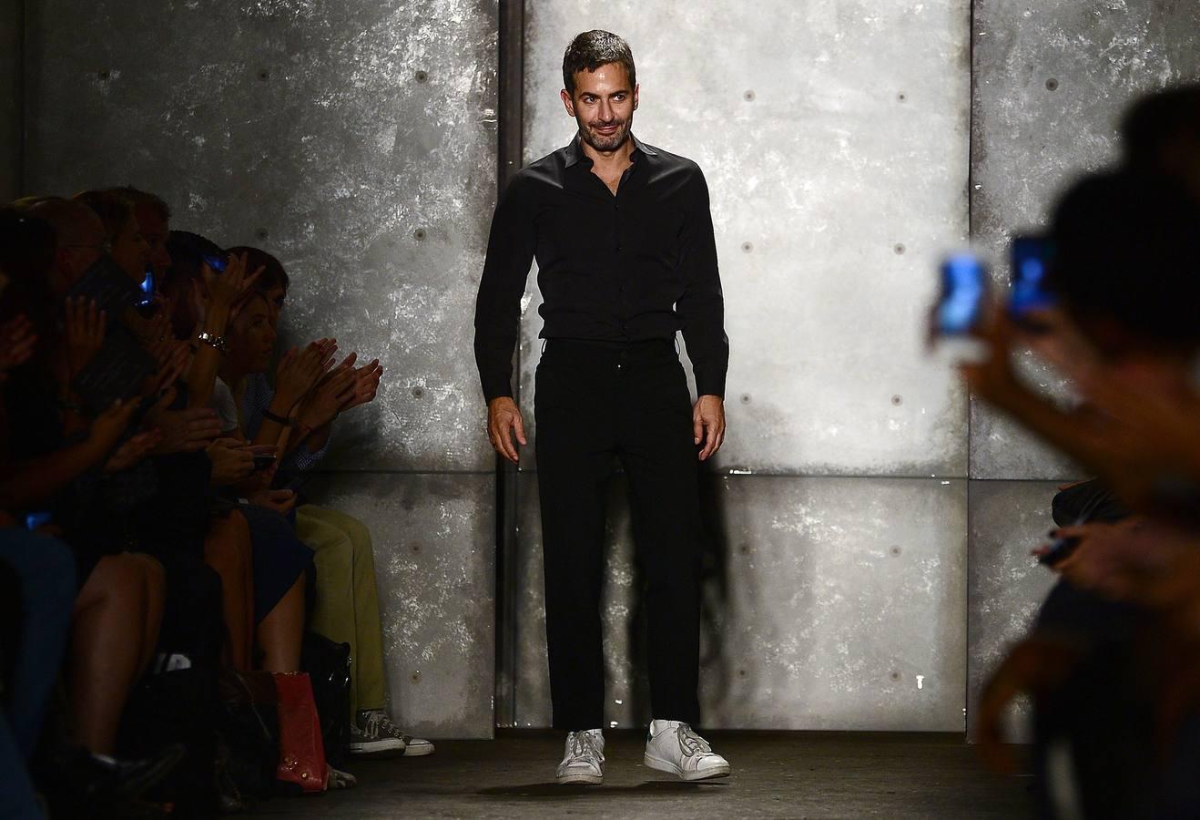Marc Jacobs lleva su primera informal a Nueva York