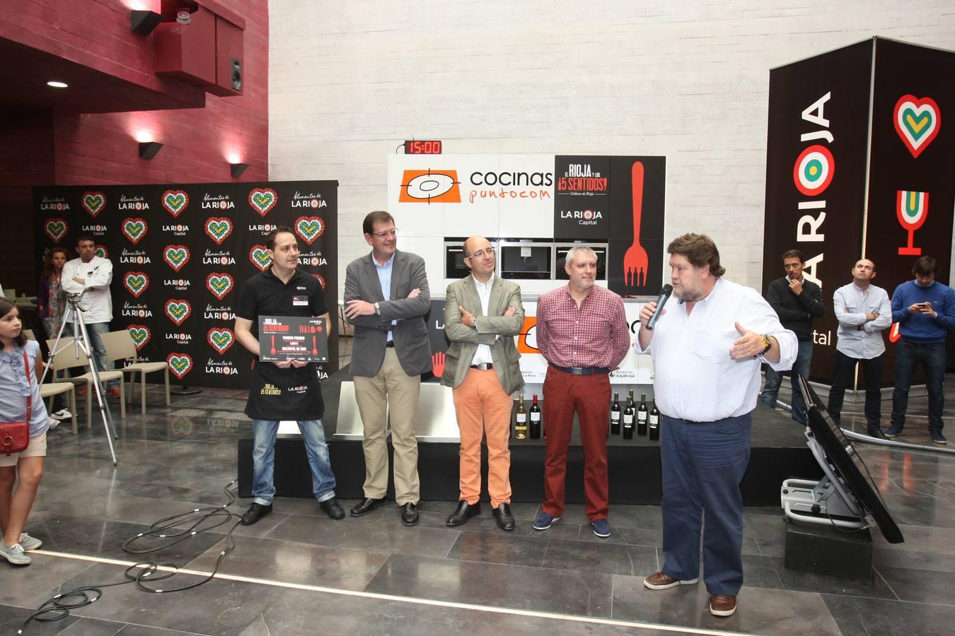 El Concurso de Tapas de La Rioja entrega sus premios