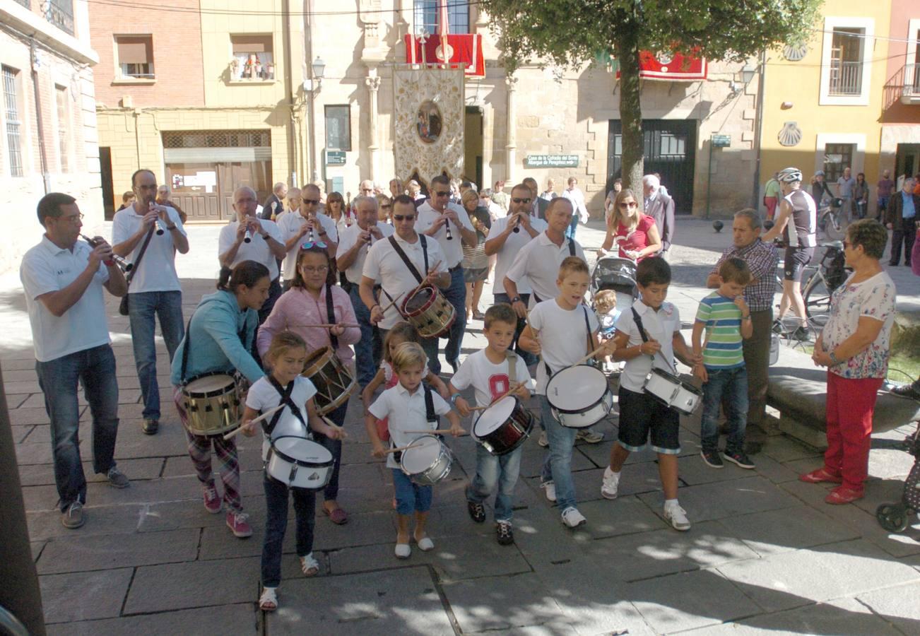 La I Exaltación de la Cruz y del VII Encuentro de la Cofradía del Santo (II)