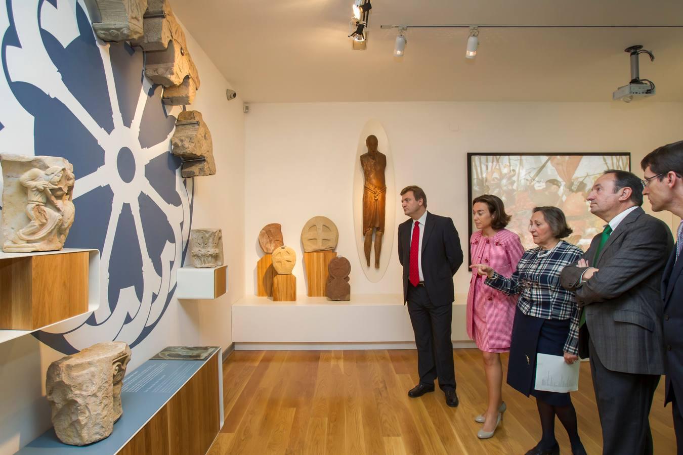 Inauguración del Museo de La Rioja