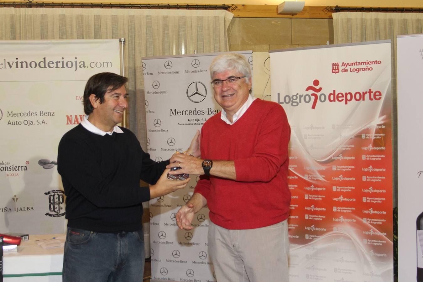 Torneo Bodegas Alabanza (Entrega de premios I)