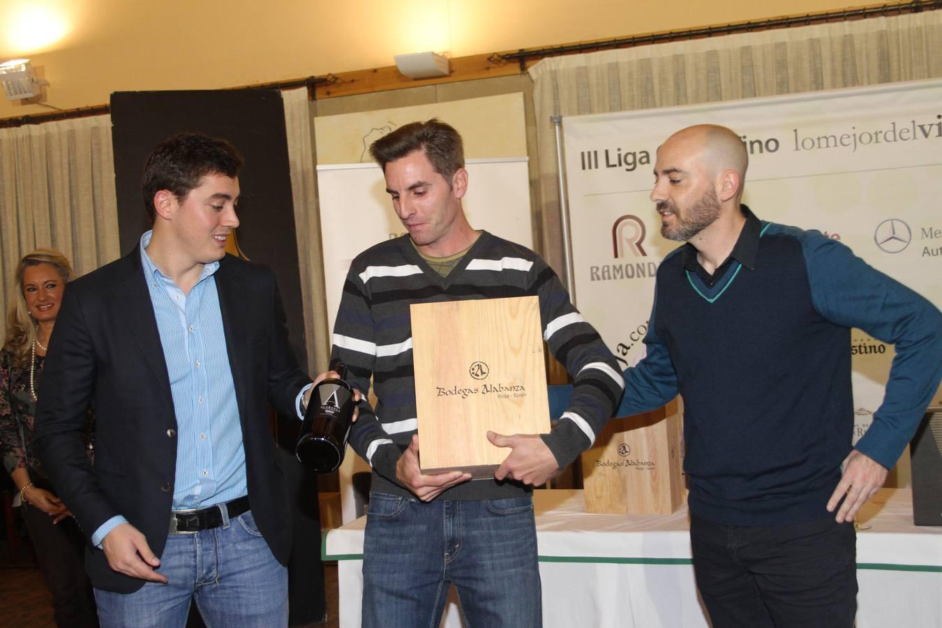 Torneo Bodegas Alabanza (Entrega de premios II)