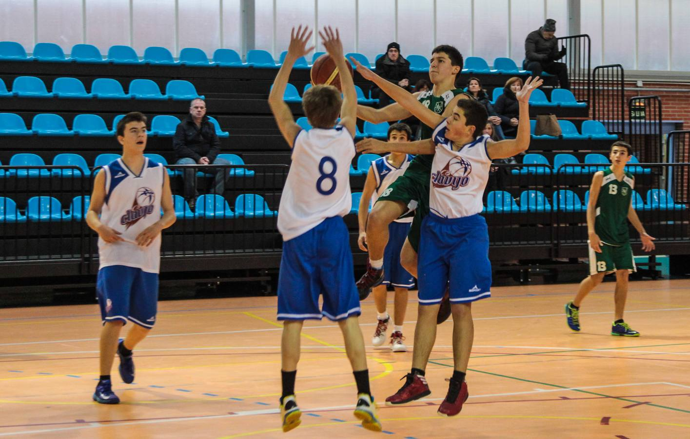 Baloncesto cadete