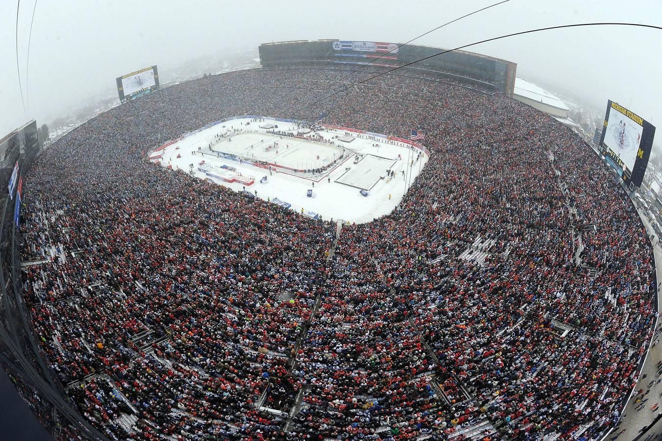 La NHL se hace grande