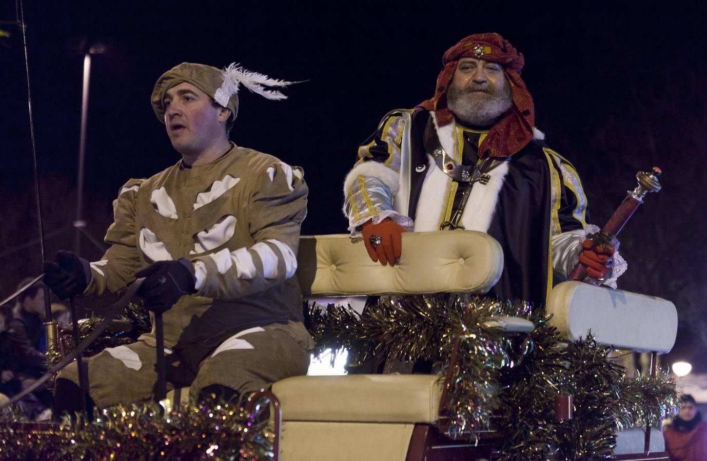 Los Reyes traen la alegría a las calles de Logroño