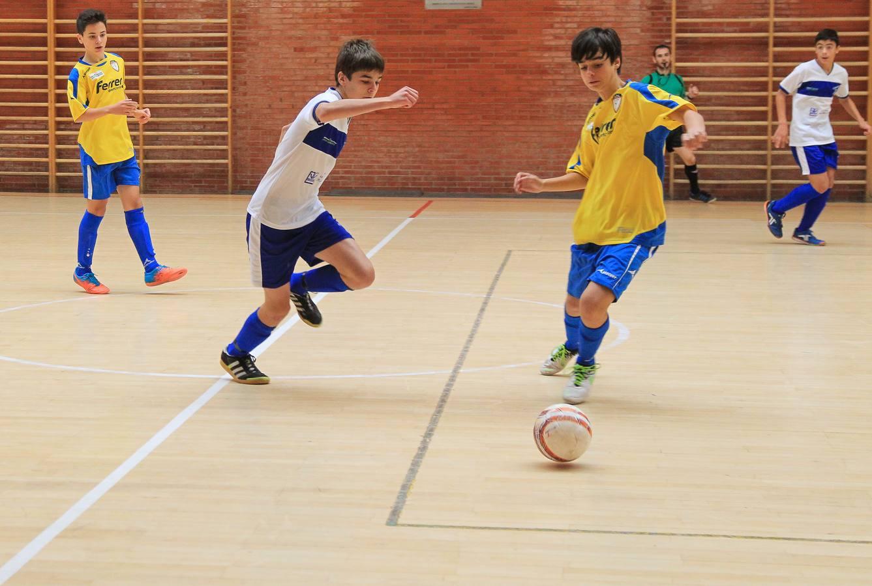 Fútbol sala cadete masculino
