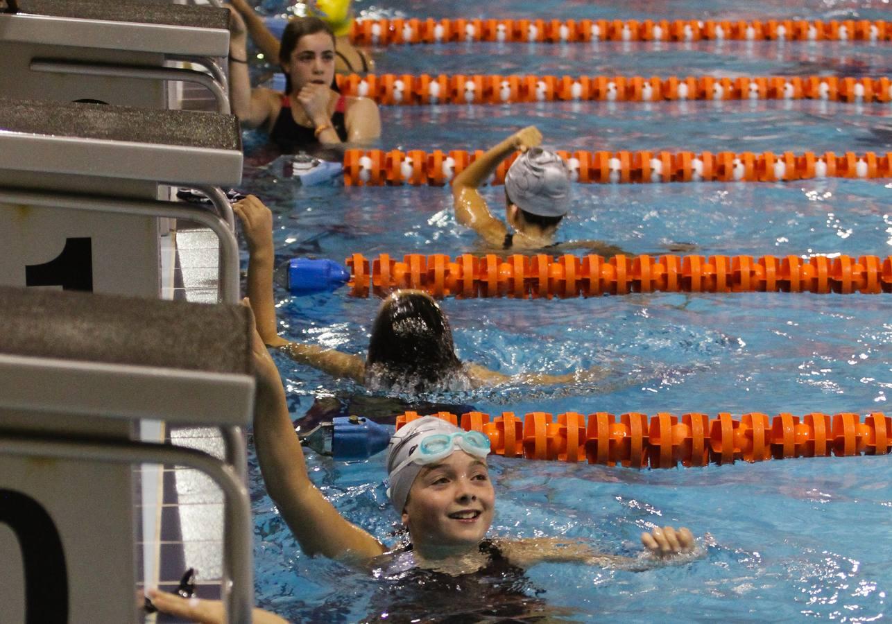 La natación triunfa en los Juegos