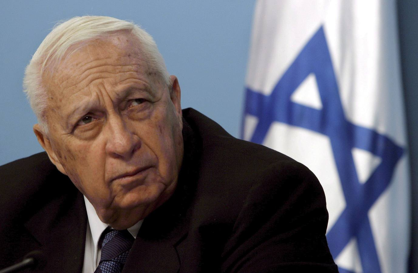 La vida de Ariel Sharon, en imágenes