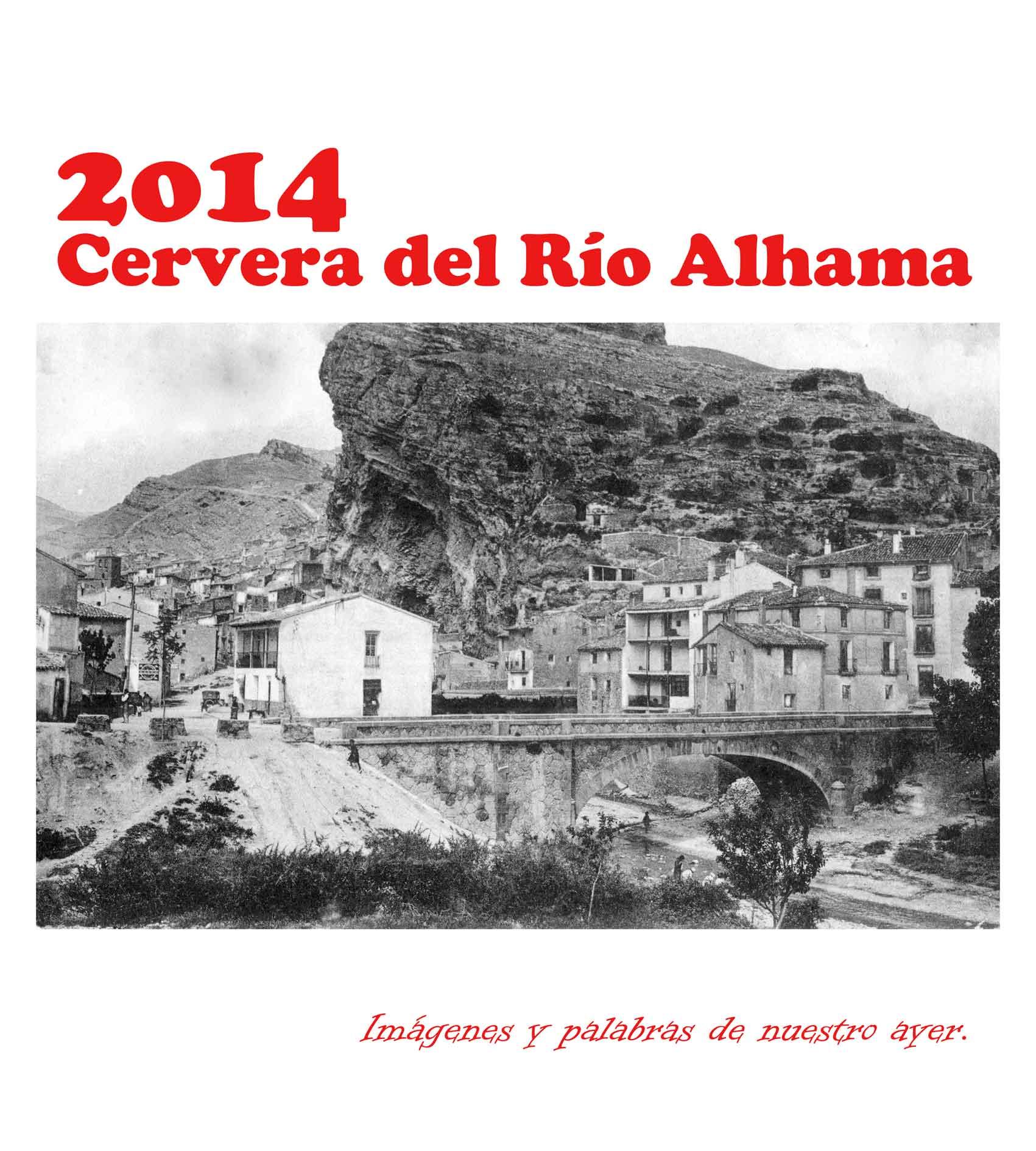 El calendario cerverano del 2014 incluye 18 fotografías antiguas y 600 vocablos