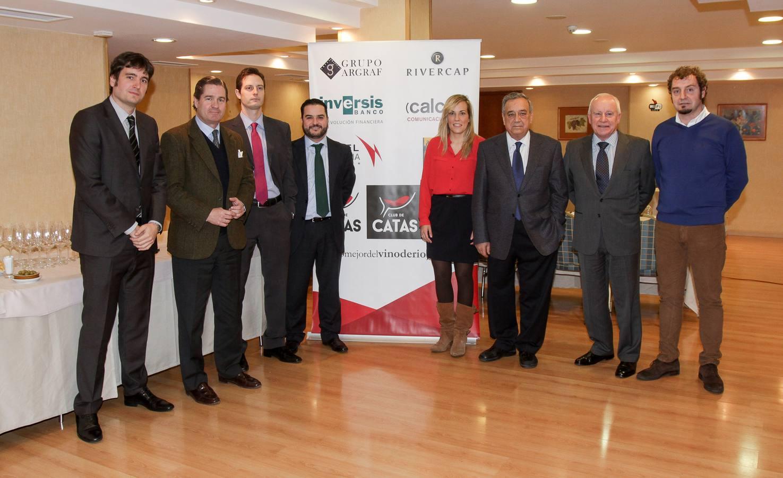 Presentación de la nueva edición del Club de Catas