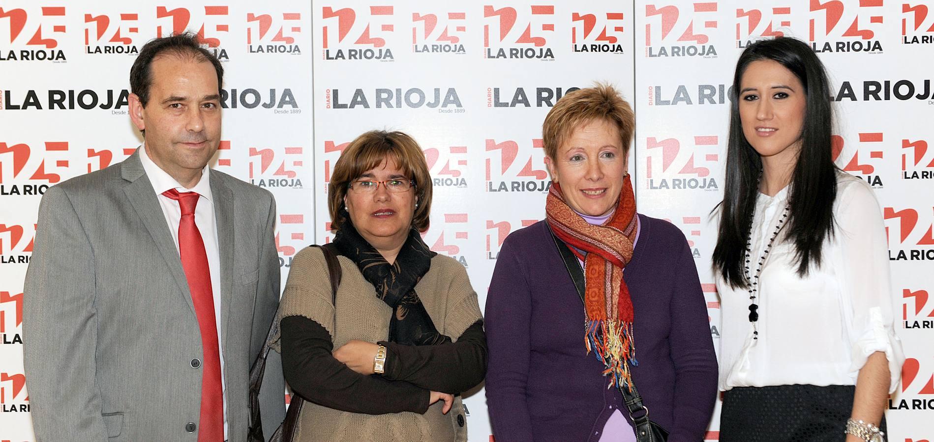 Diario LA RIOJA brinda una fiesta a sus vendedores de prensa (I)