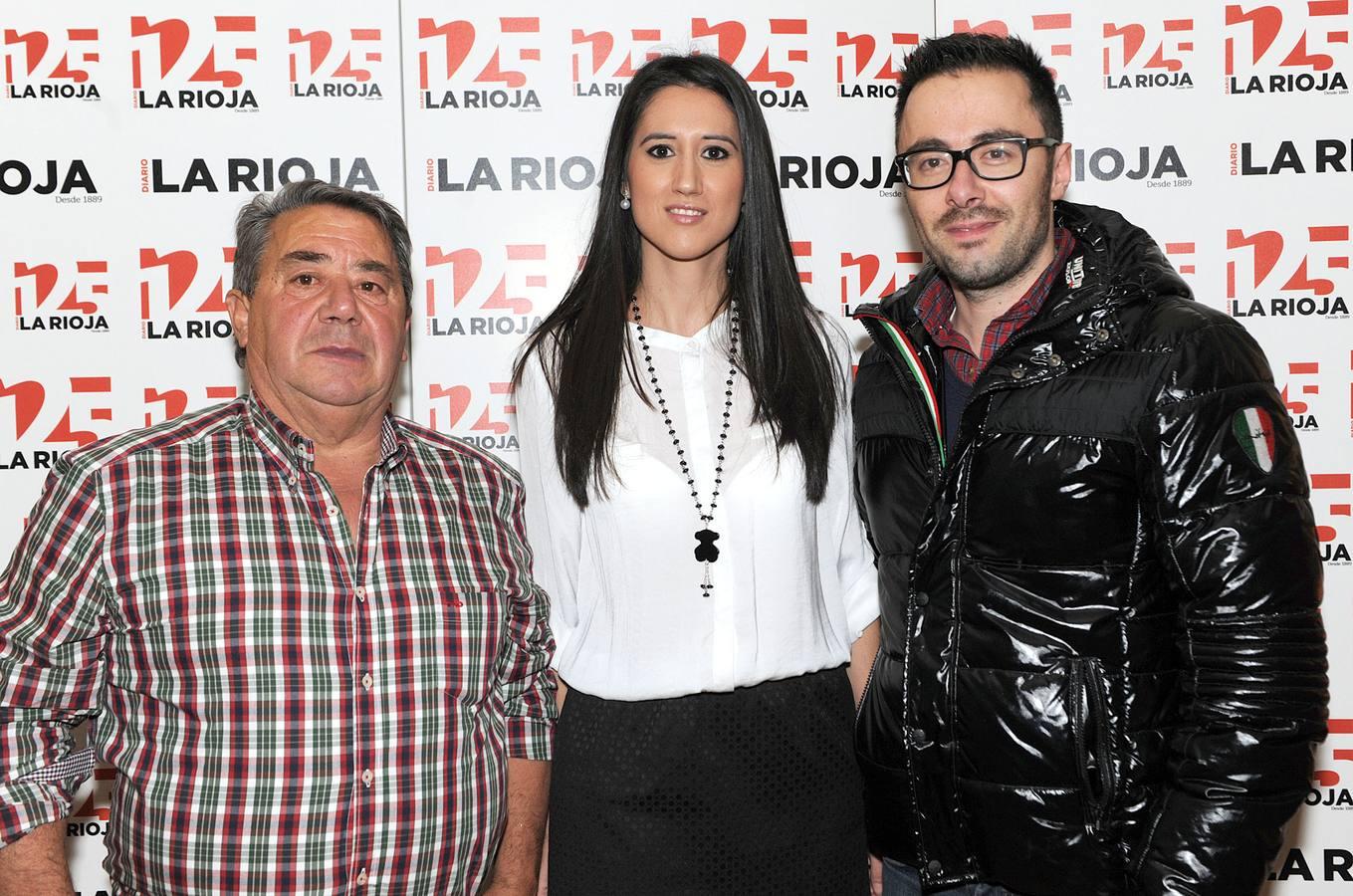 Diario LA RIOJA brinda una fiesta a sus vendedores de prensa (II)