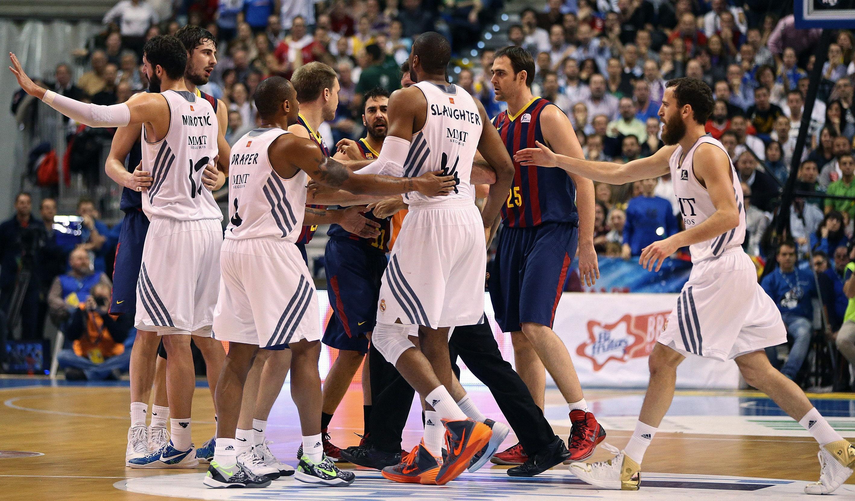El Madrid gana la Copa de Málaga