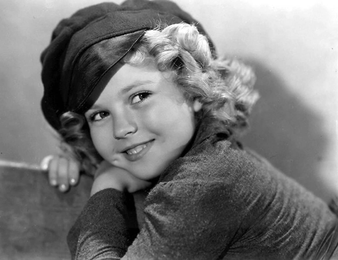 Shirley Temple, la niña de los rizos de oro