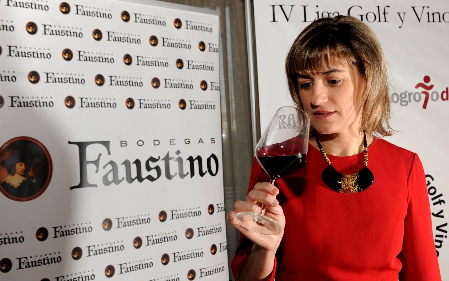 Entrega de premios Torneo Bodegas Faustino (I)