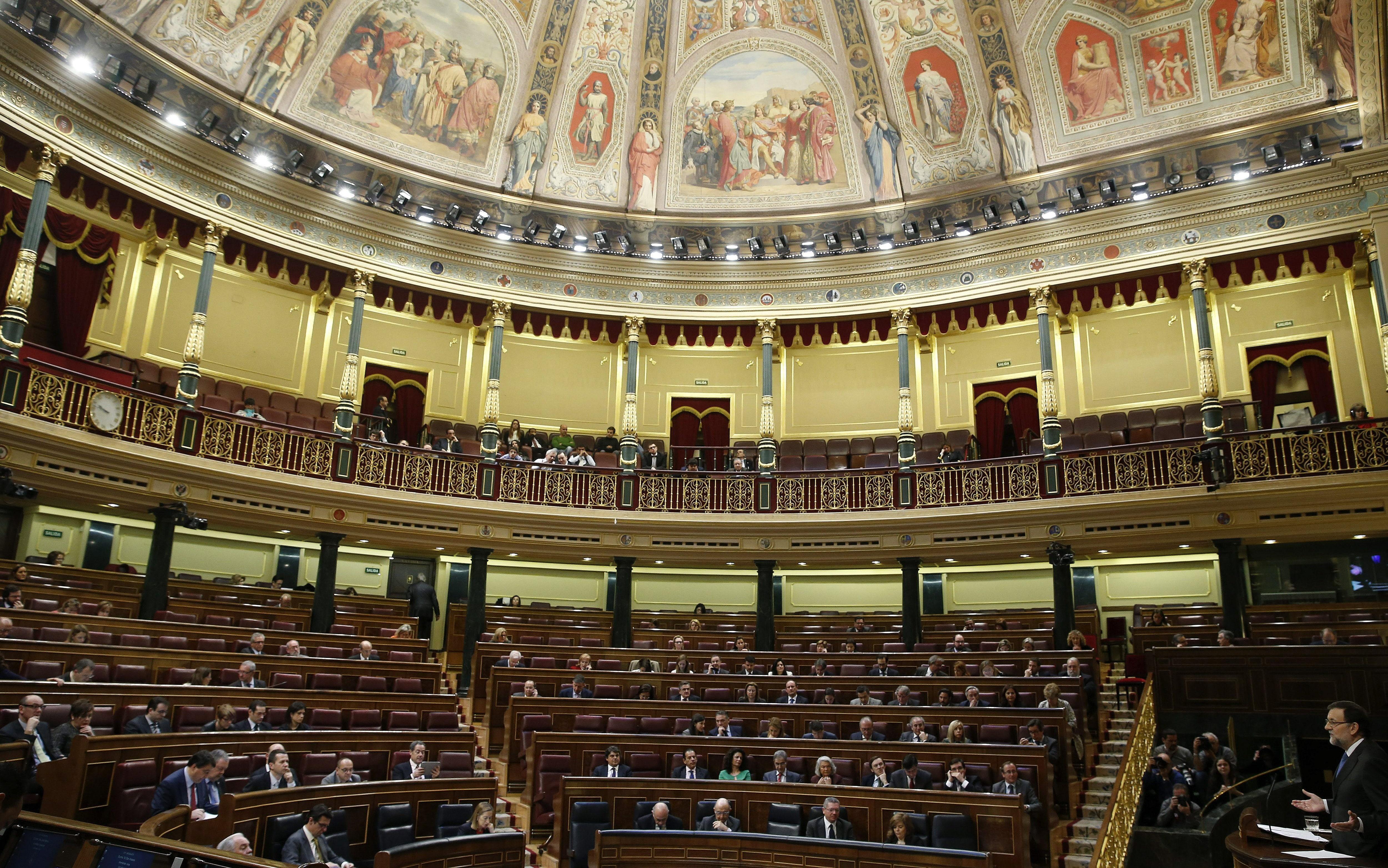 Segunda sesión del Debate sobre el estado de la Nación