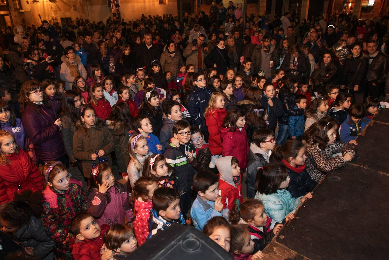 ONG de Lardero Kaipacha Inti festeja el Jueves Lardero