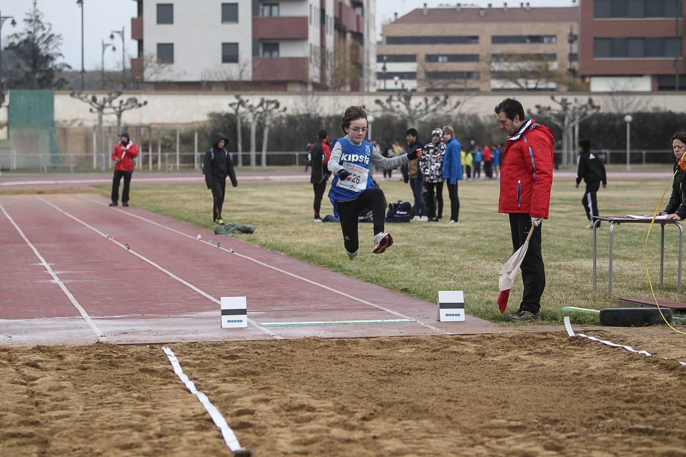 El atletismo invade las pistas