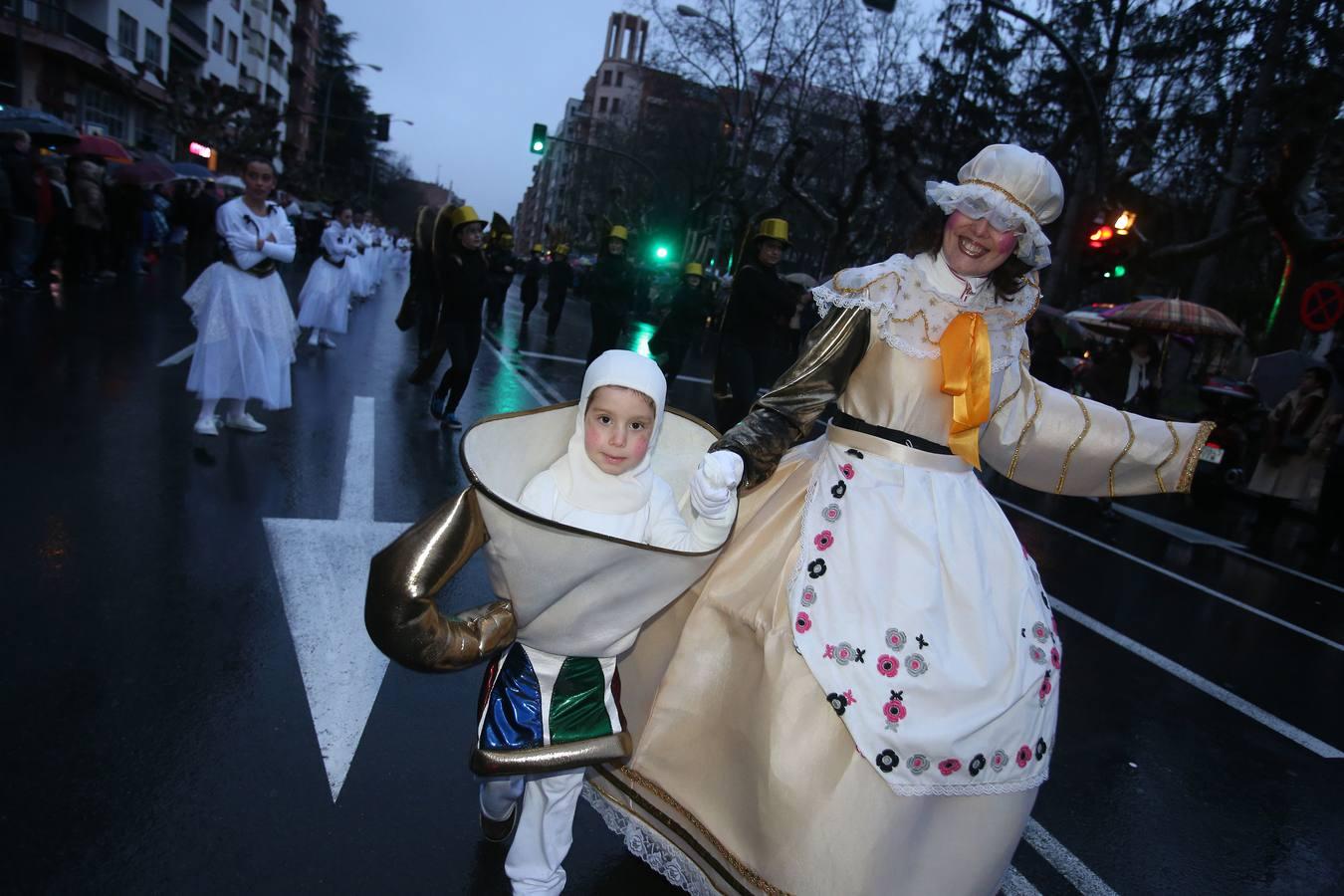 Desfile de Carnaval en Logroño (1/2)