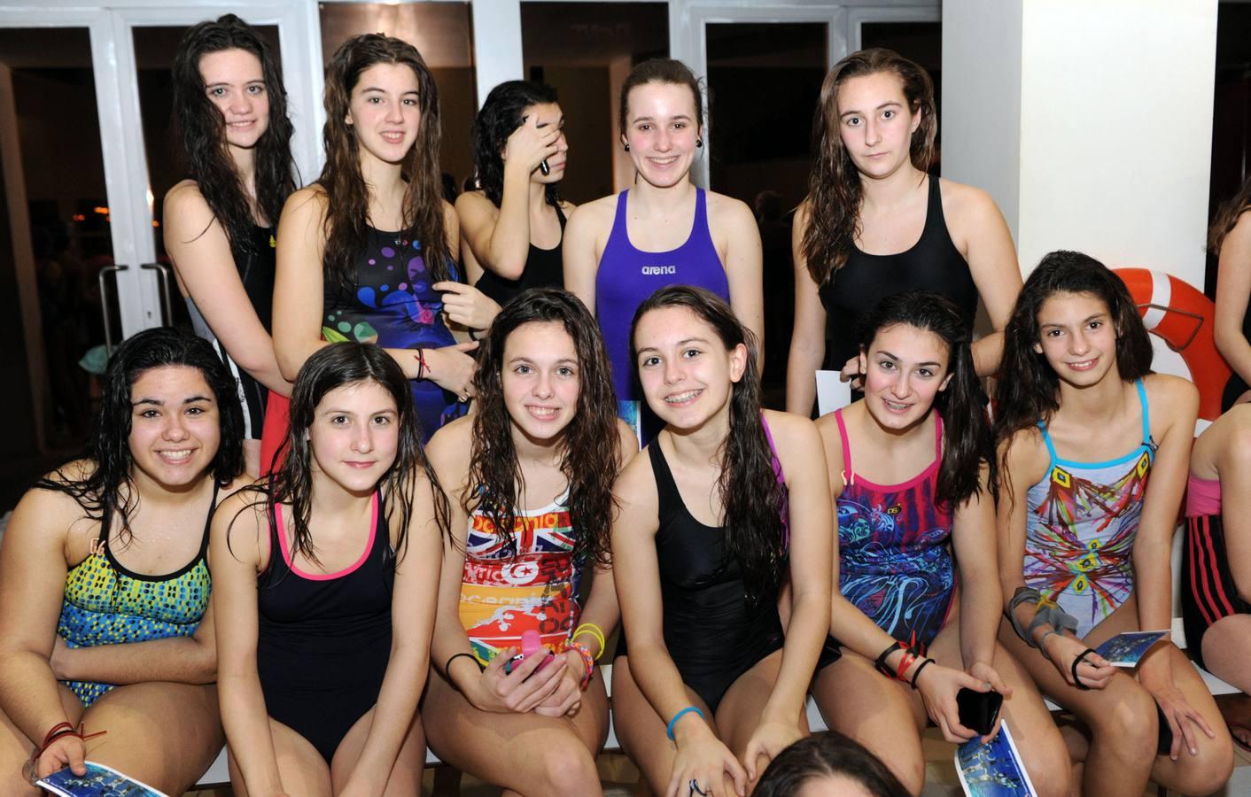 Las chicas de la 'sincro' vuelven a triunfar