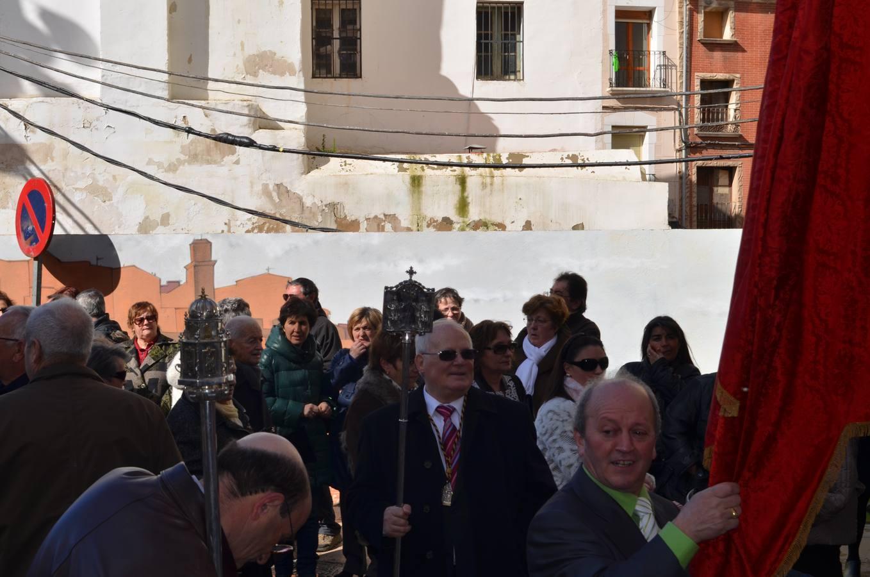 Procesión de los Santos Mártires en Calahorra