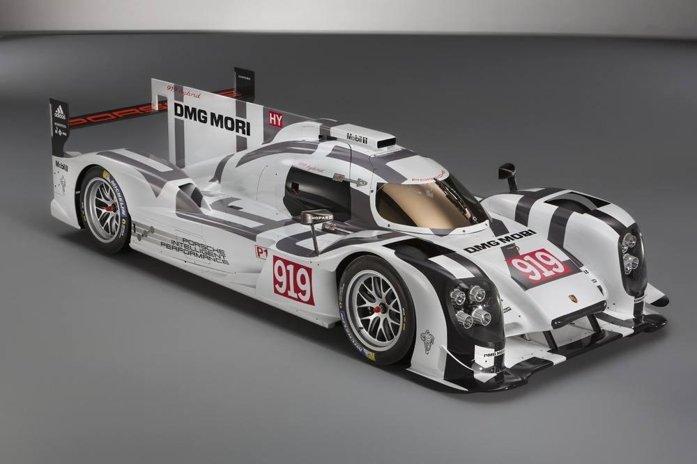 El Museo Porsche expone la colección de los modelos participantes en Le Mans
