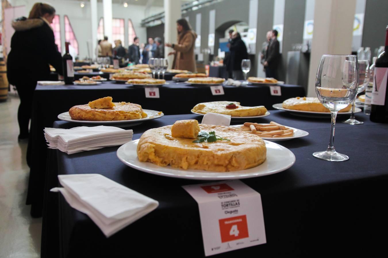 El III Concurso de Tortillas entrega sus galardones
